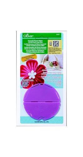 Clover Kanzashi Flower Maker - Orchid Petal