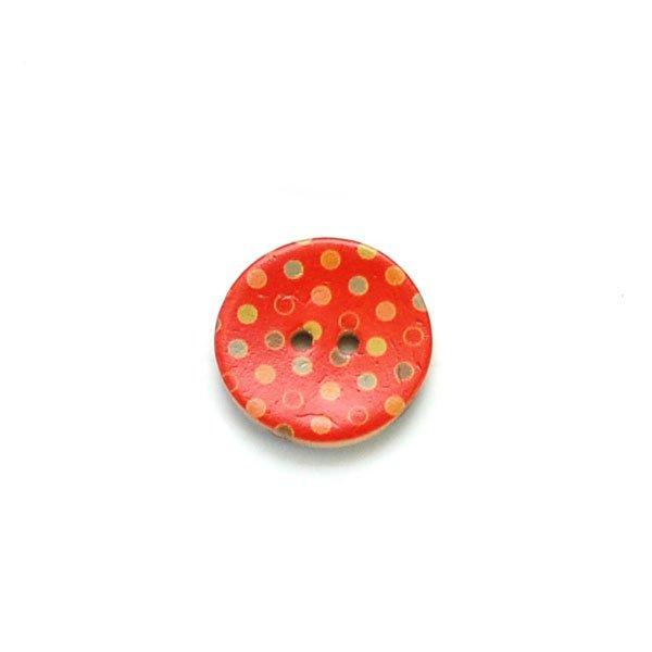 Multi Dots Coconut Buttons