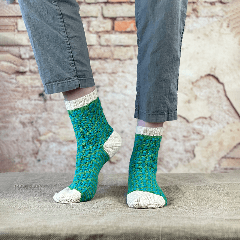 Sock of the Month Box - July, 2021