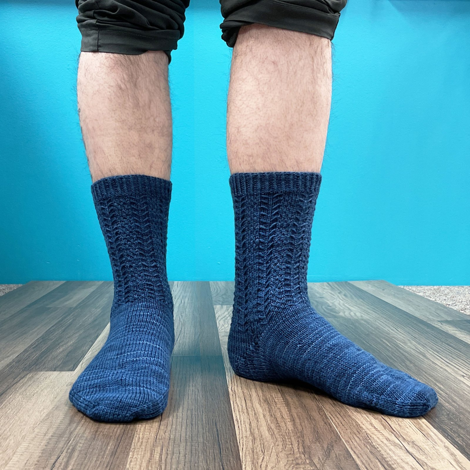 Sock of the Month Box - March 2021