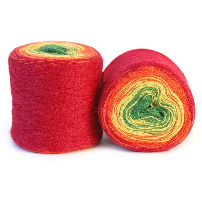 HiKoo Concentric Yarn