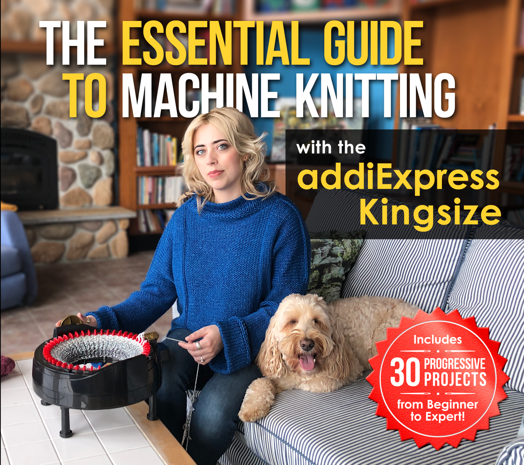 The Essential Guide to Machine Knitting - .pdf download
