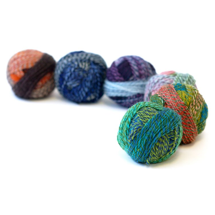 Crazy Zauberball Mini-Ball Collection - Limited Edition Makers' Mercantile Exclusive