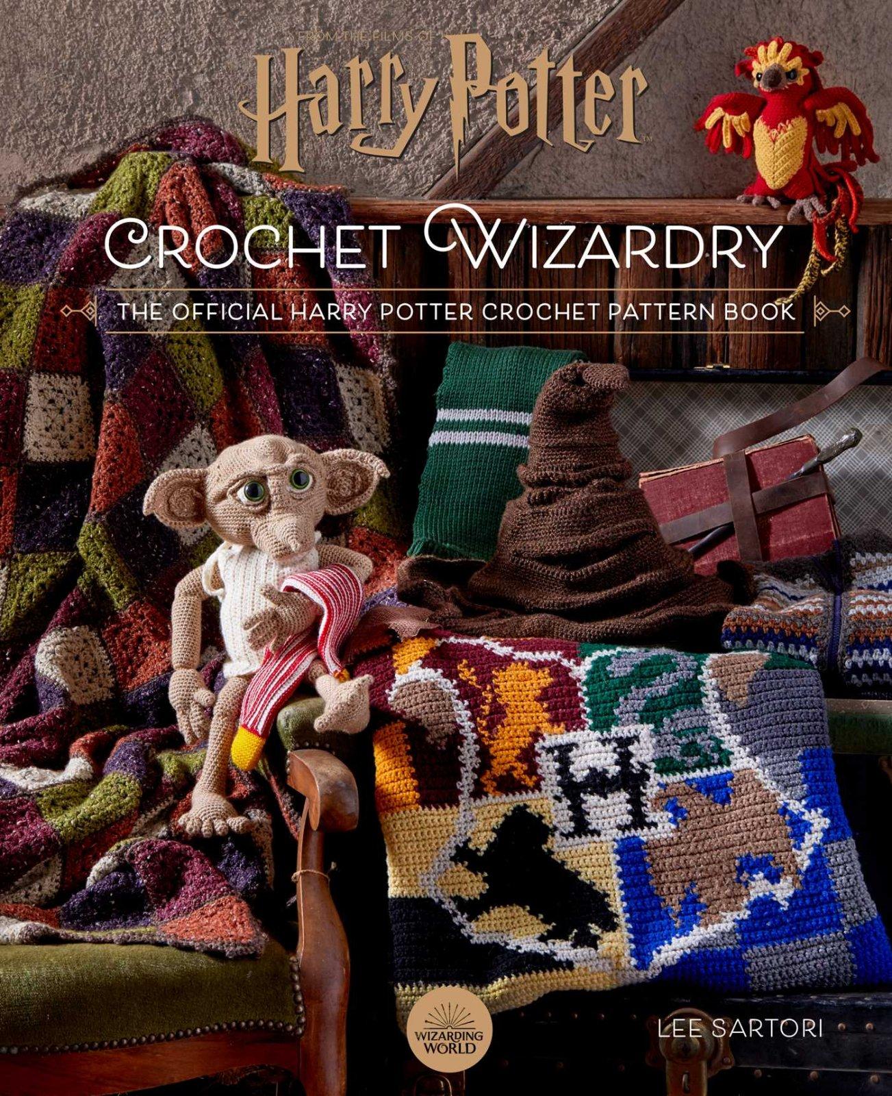Crochet Wizardry - The Official Harry Potter Crochet Pattern Book