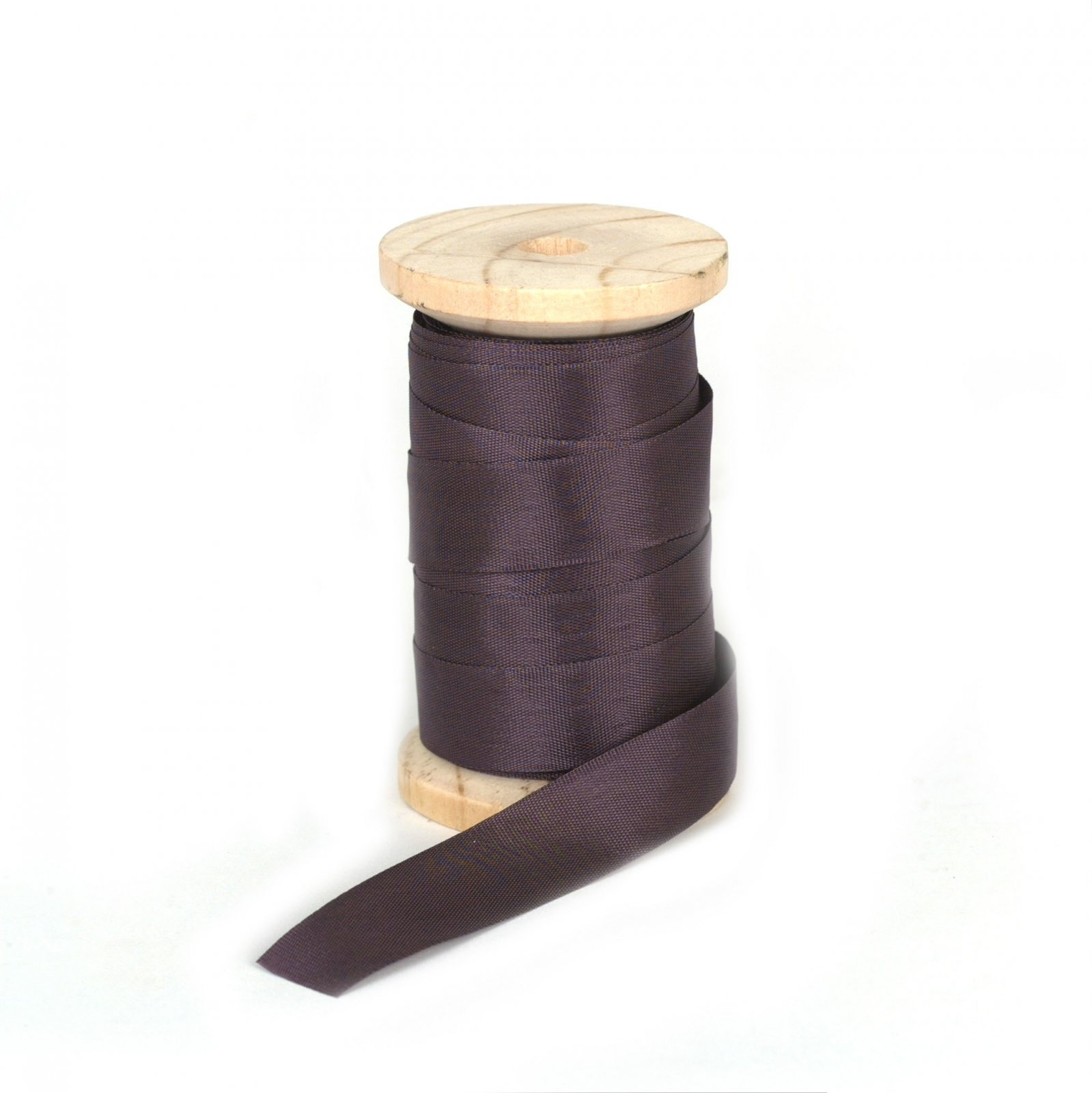 Silk Ribbon 5/8 inch on Wooden Spool