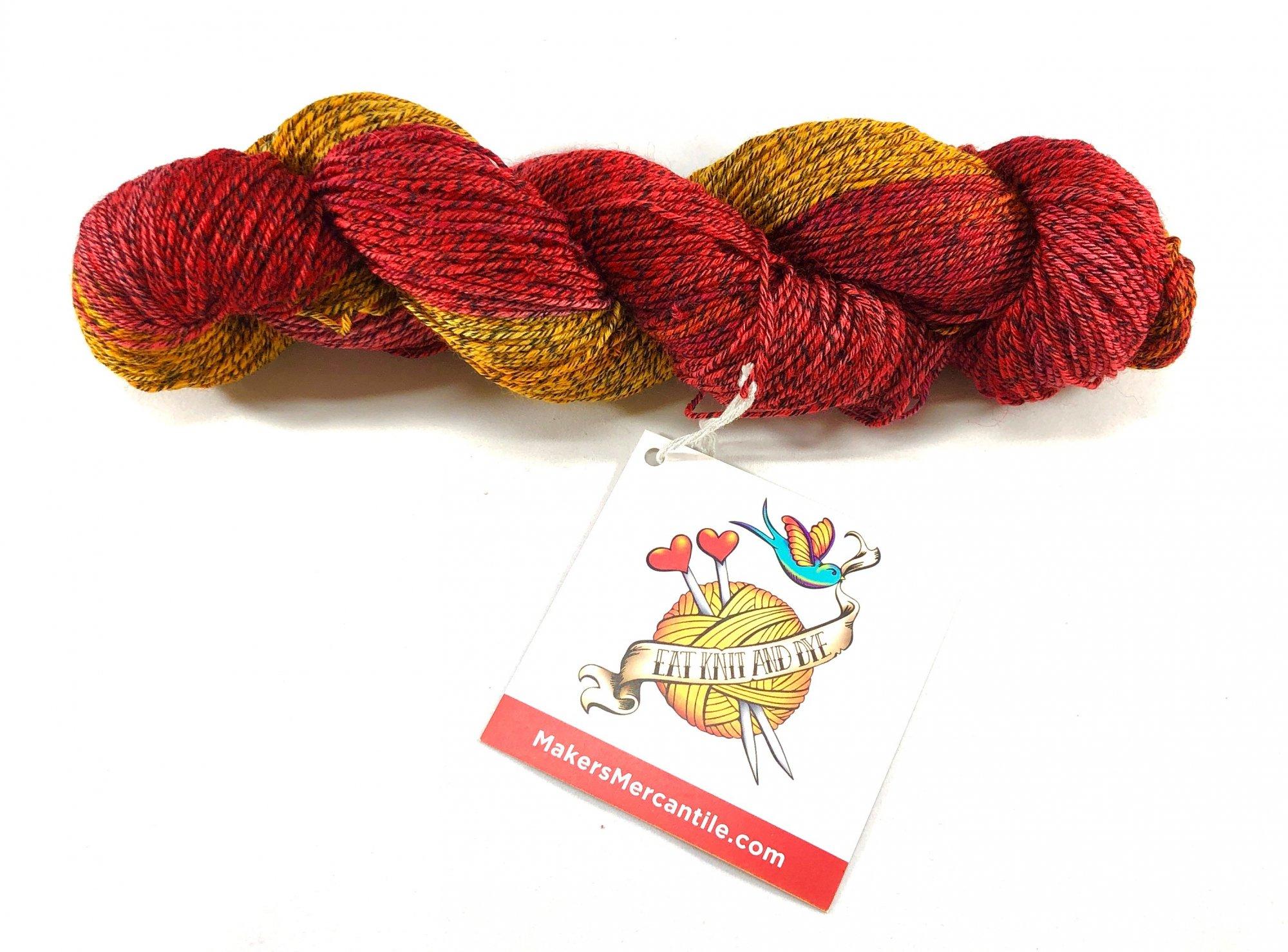 Dye Lab - Hand Dyed Yarn