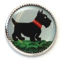 Dog Standing Buttons