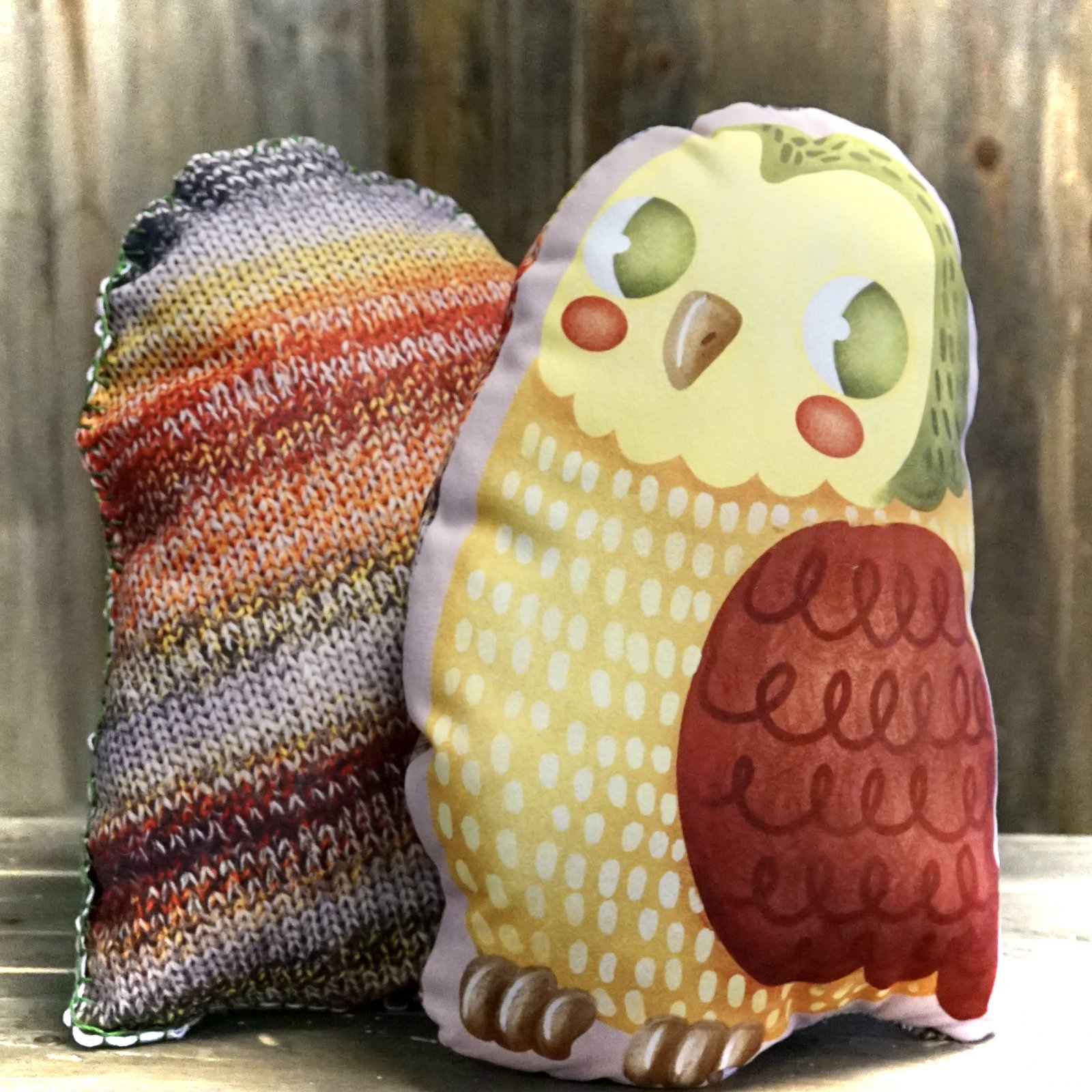 Lady Hootie, The Owl Pillow