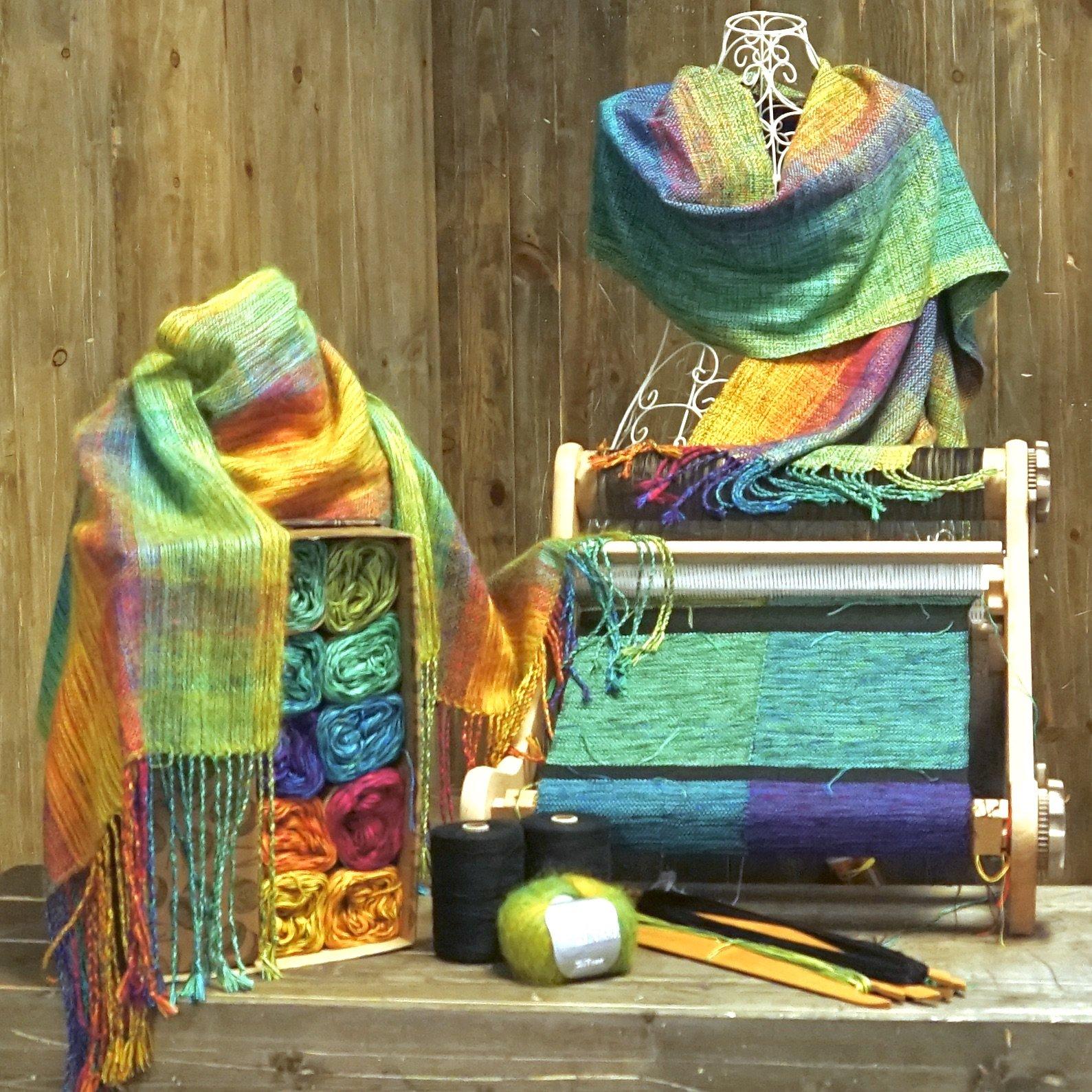 Hippie Galazie Weaving Works Kit