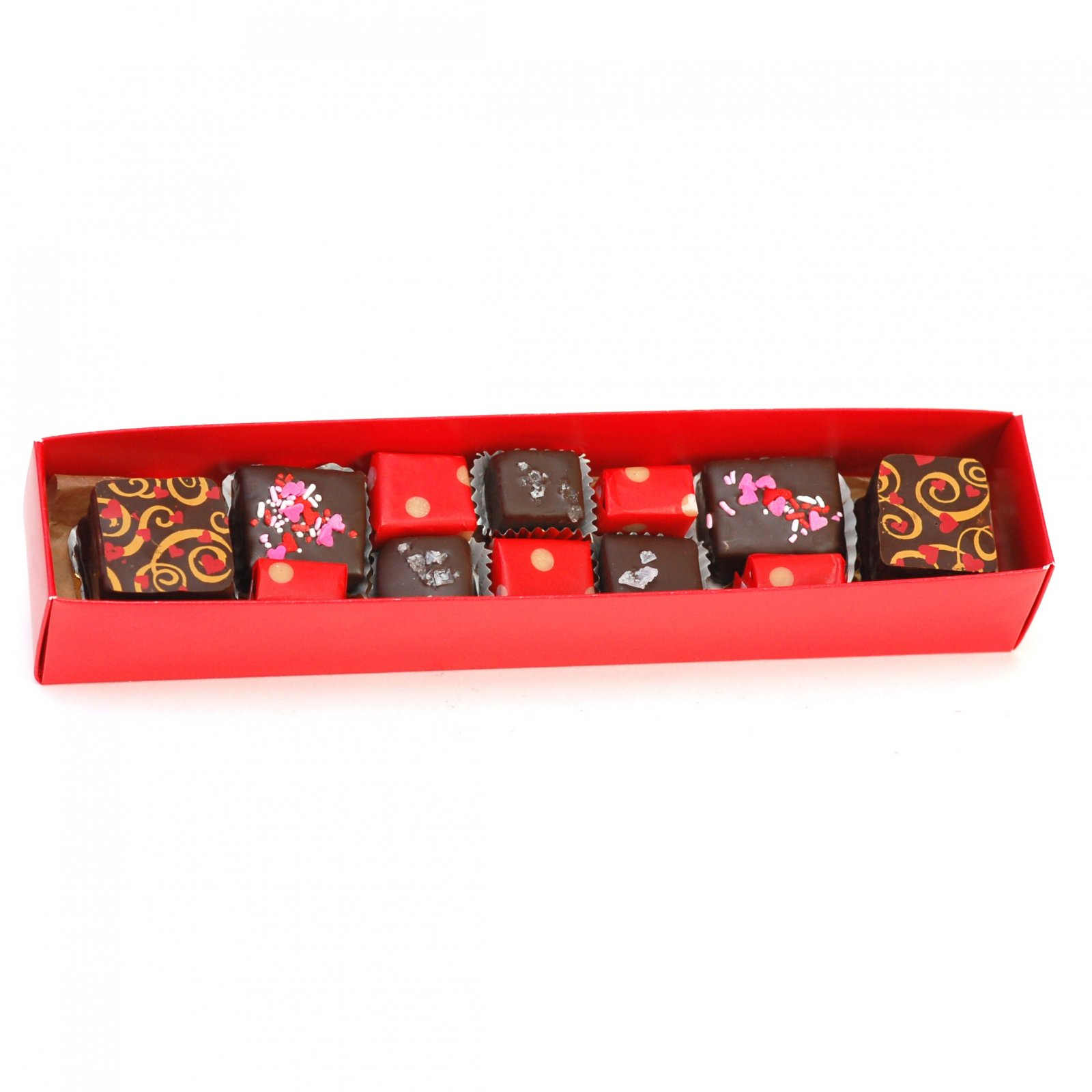 Valentine's Chocolates by Firebird Sweets