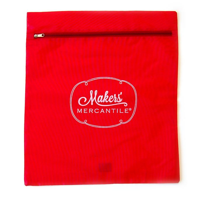 Makers' Mercantile Project Bag by DellaQ