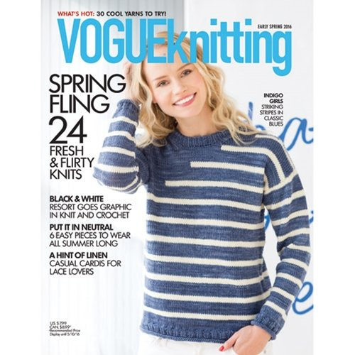 Vogue Knitting Early Spring 2016