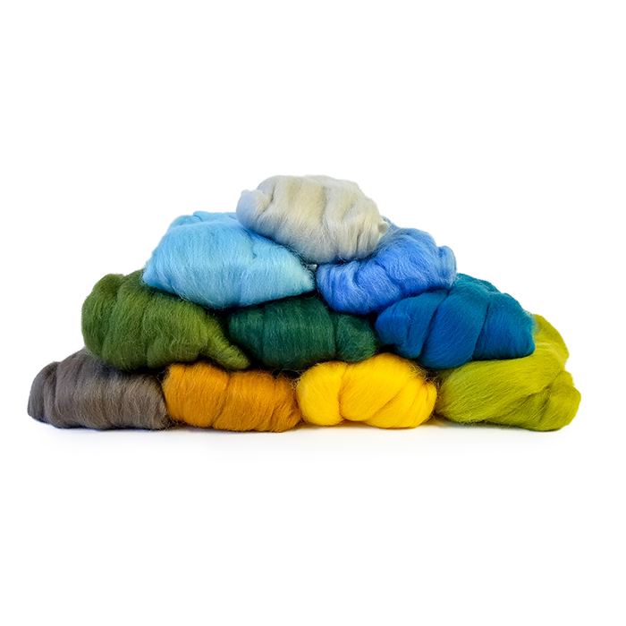 Makers Wool Color Packs