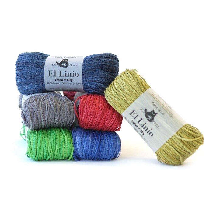 El Linio by Schoppel-Wolle