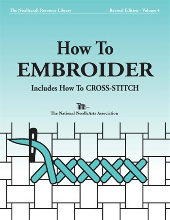 TNNA How to Embroider Book
