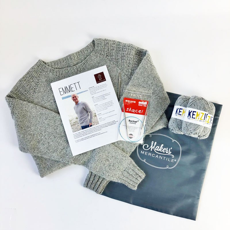 Emmett Sweater Kit
