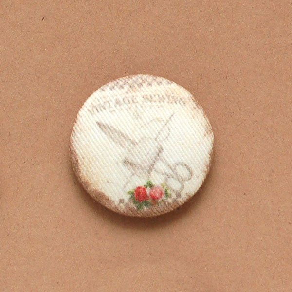 Couture Sewing Fabric Buttons