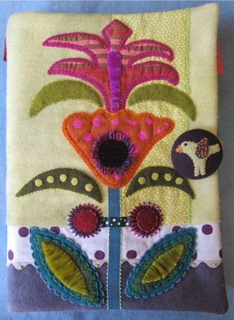 Sue Spargo Sewing Envelope Pattern - Firefly