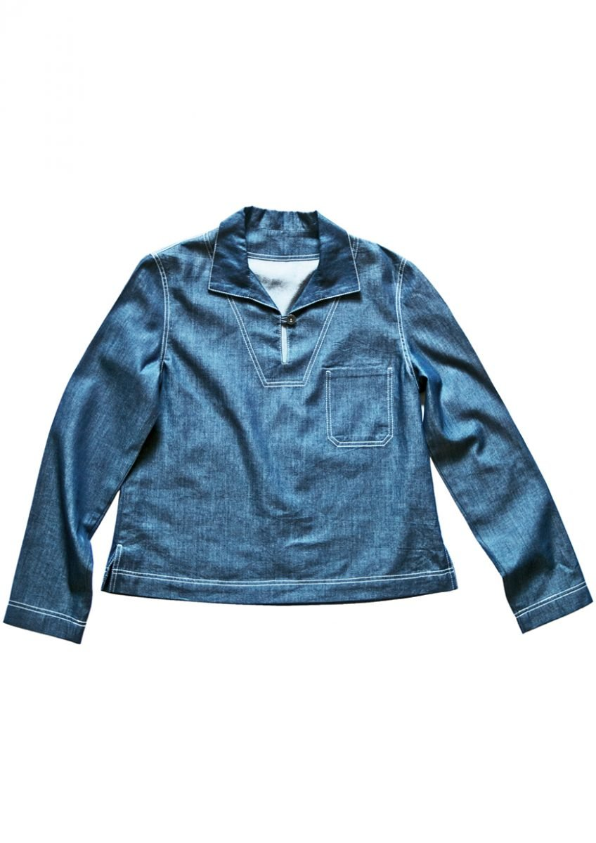 Francine pattern - Merchant & Mills