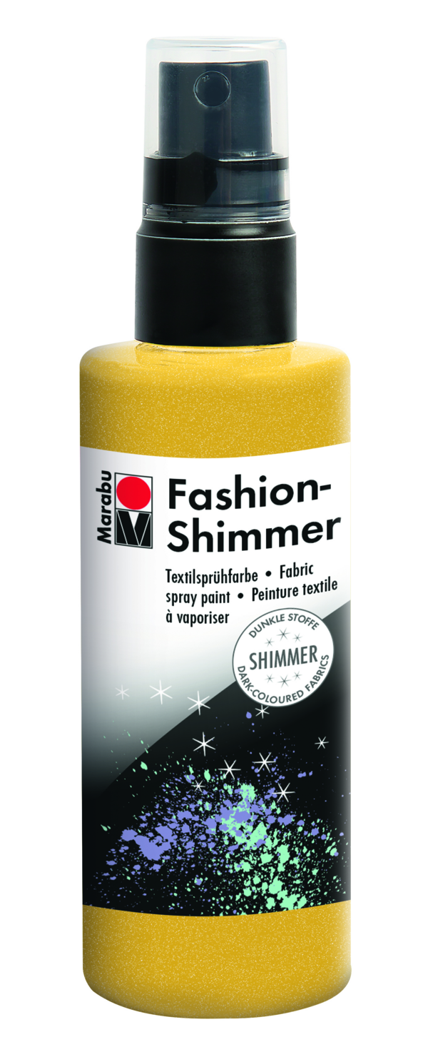 Fashion Shimmer Marabu