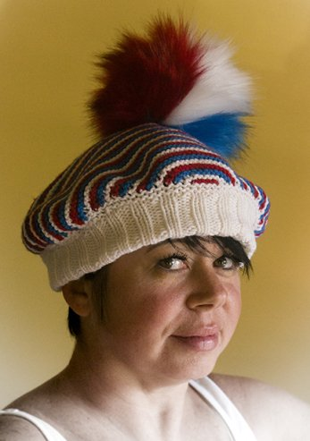 Tricolor Muffin Hat Pattern
