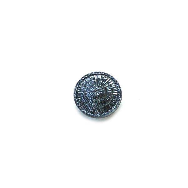 Fancy Iridescent Glass Buttons