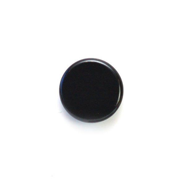 Glossy Flat Glass Buttons