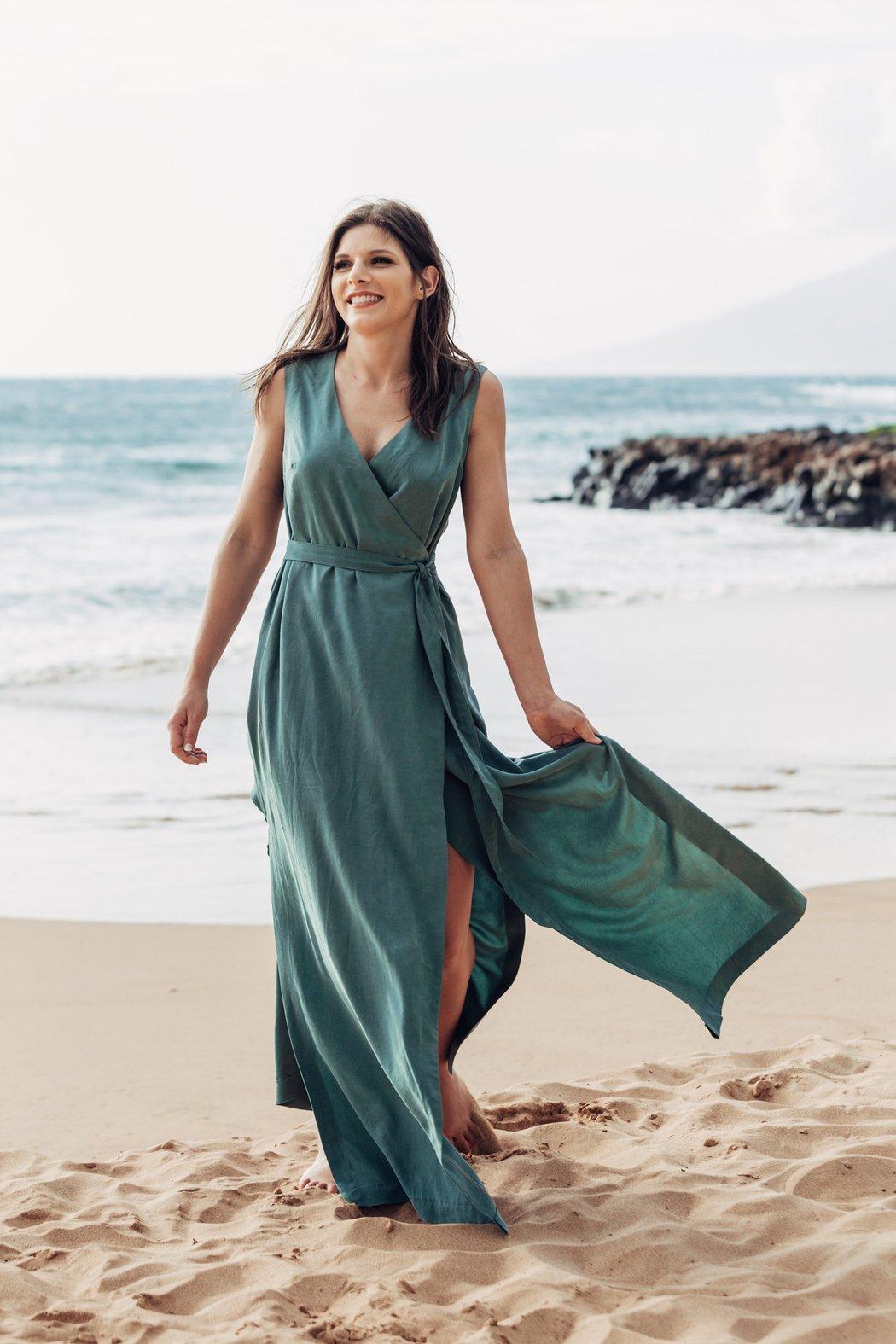Highlands Wrap Dress Pattern