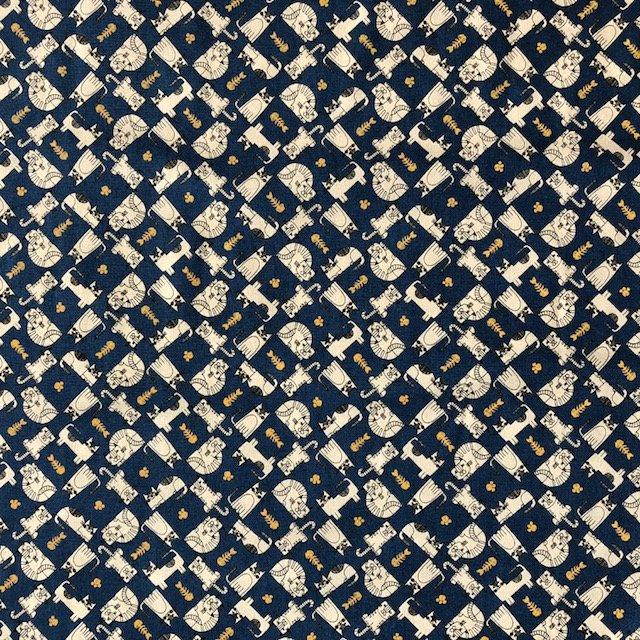Cat Corner Fabric