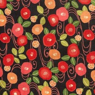 Hokkoh 100C Dobby Floral