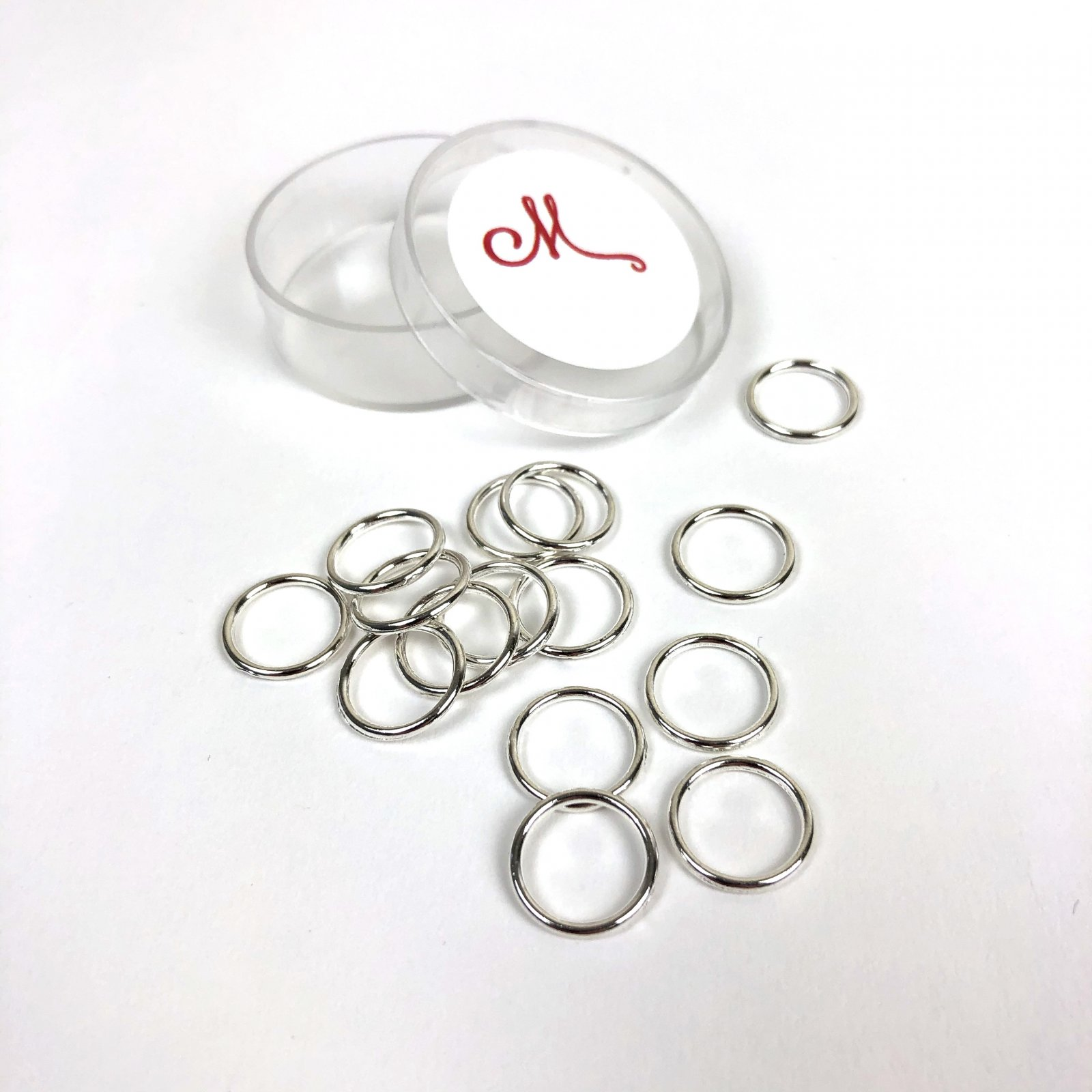 Set of 15 Stitch Markers