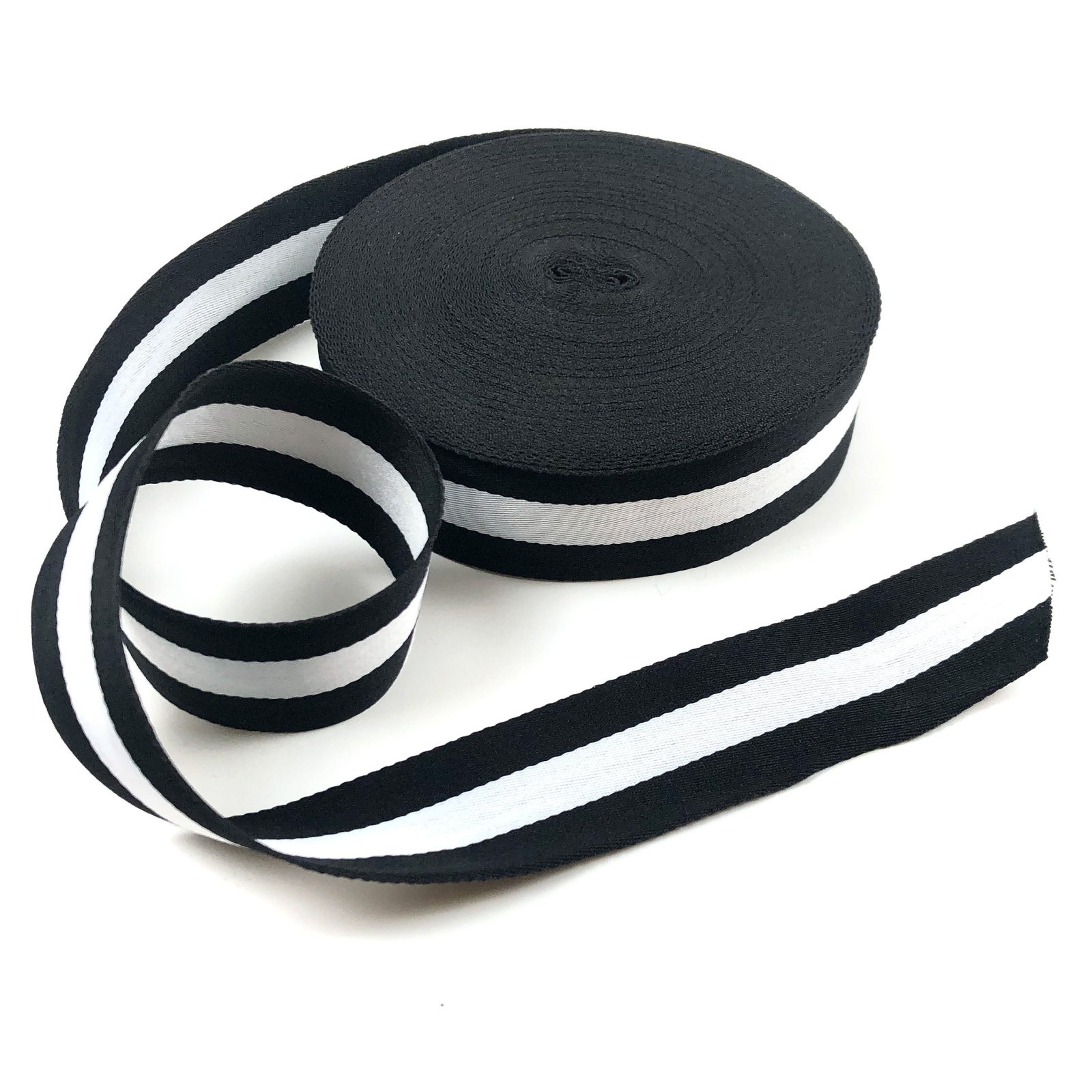 Black & Gray Strapping