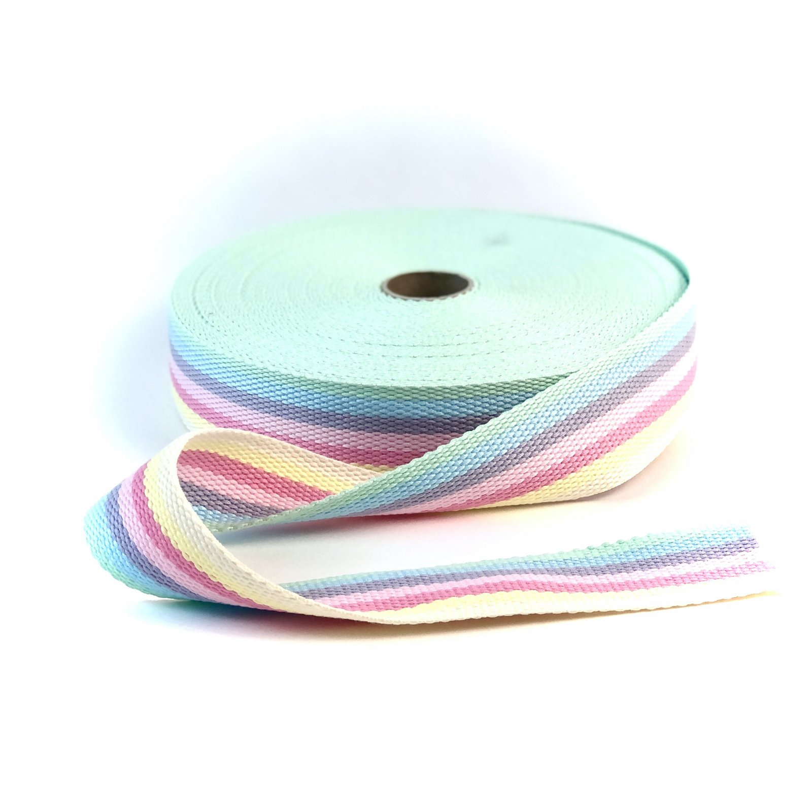Pastel Rainbow Strapping