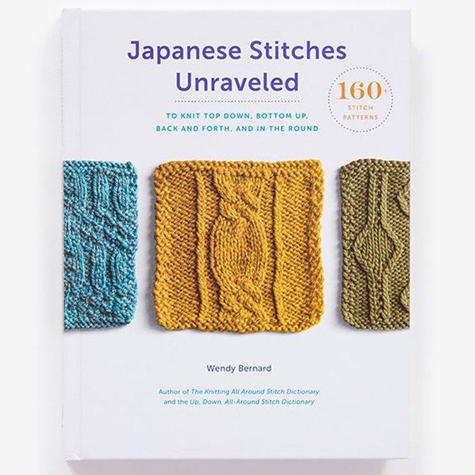 Japanese Stitches Unraveled