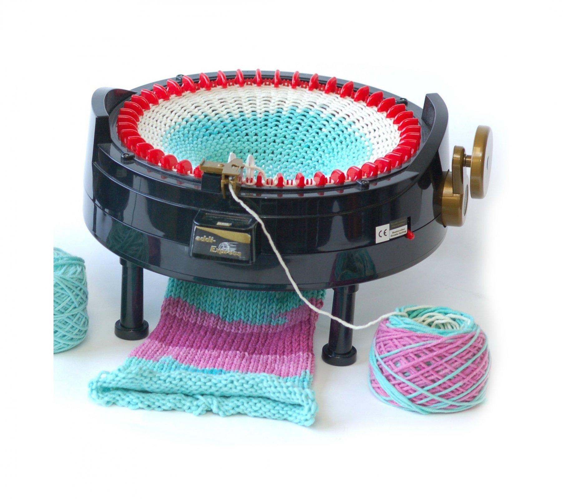 addi Express KINGSIZE Knitting Machine - 4016431089022