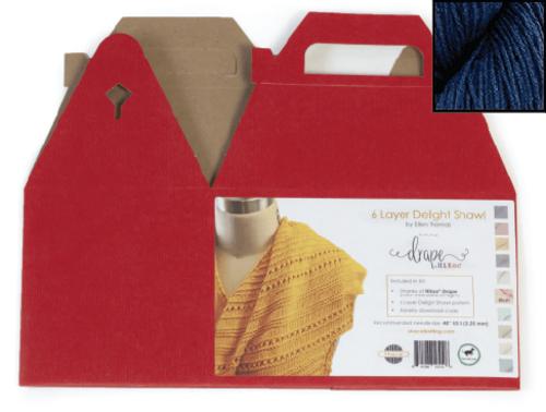 6 Layer Delight Shawl Kit