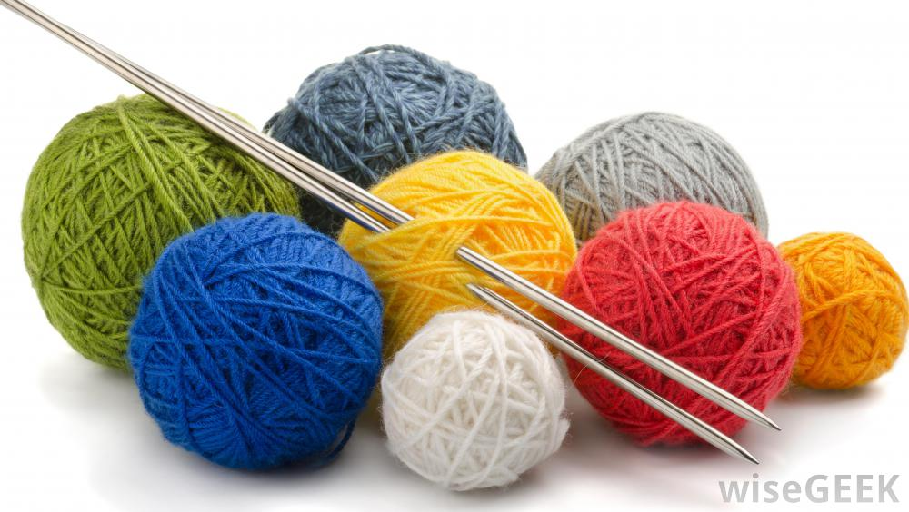 Knitting Needles And Yarn Set : Knitting needle types materials and styles