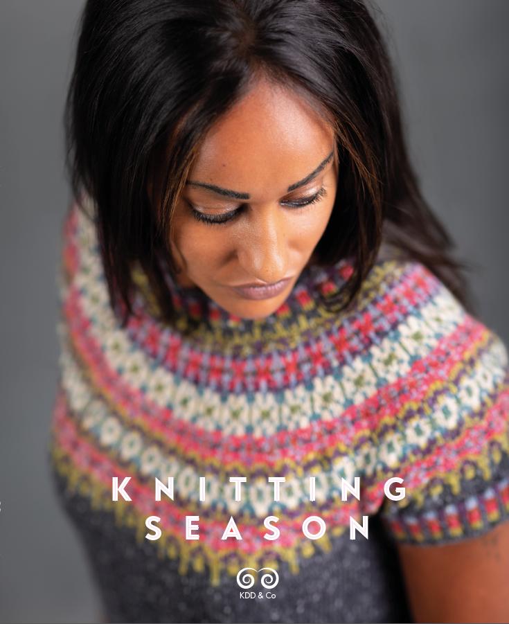 Knitting Season by Kate Davies
