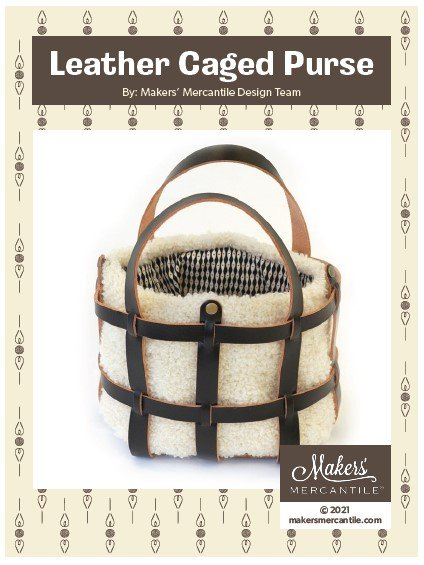 Makers' Mercantile Cage Insert - free .pdf pattern download