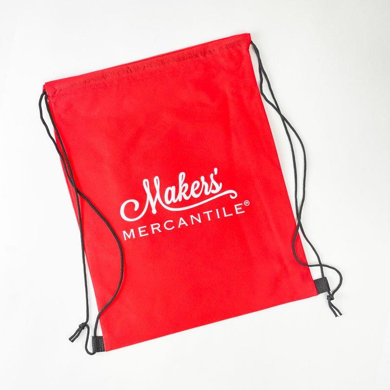 Makers' Mercantile Drawstring Bag