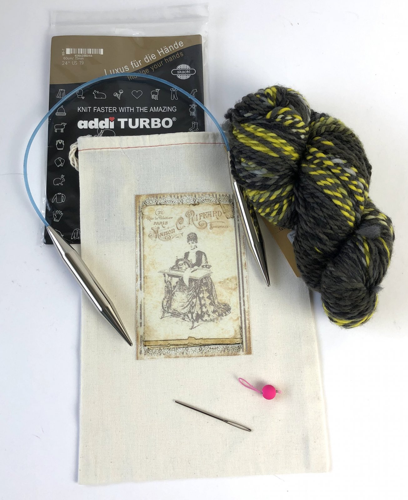 Marian Cowl kit