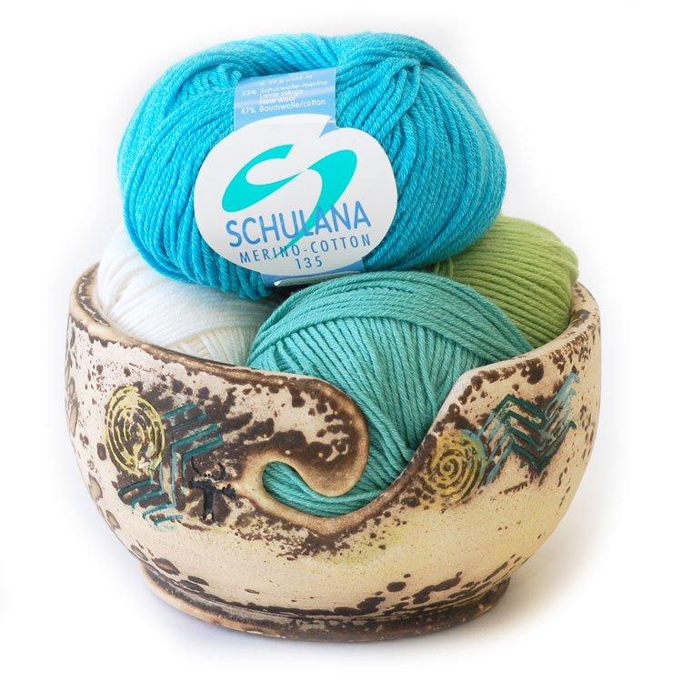 Merino Cotton 135 by Schulana