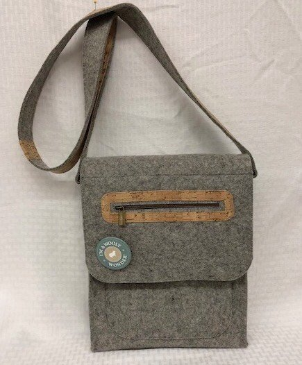 Wooly Felted Messenger Bag KIT