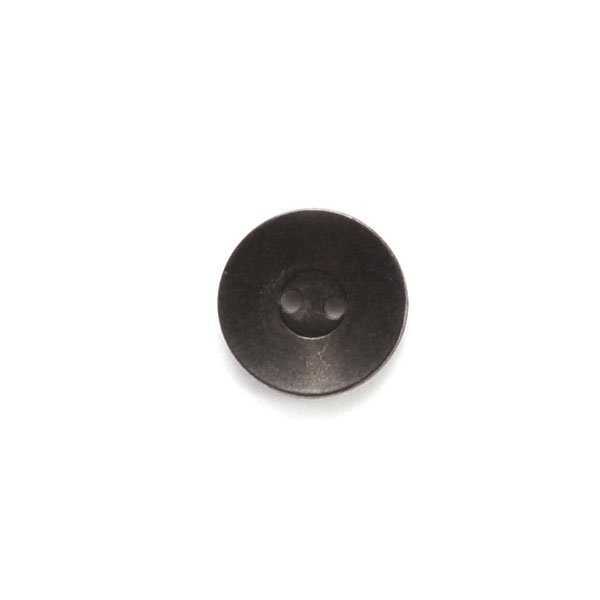 Steel Sunken Center Metal Button