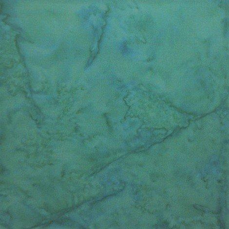 Aqua Blue - The Princess Palette - Batik by Mirah