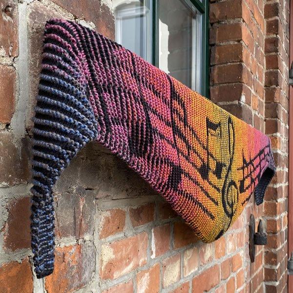 Melody - Shadow Knitting Kit