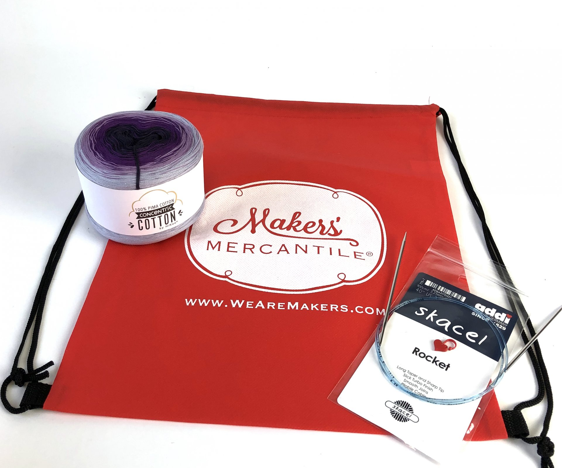 We Are Makers Shawl Kit