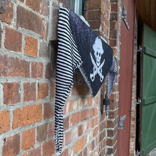 Pirate Shadow Knitting Kit