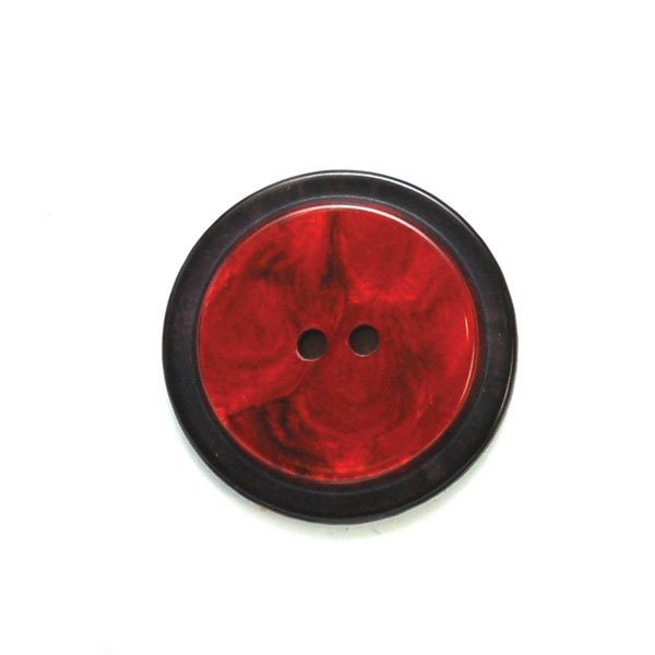 Center Marbled Plastic Buttons