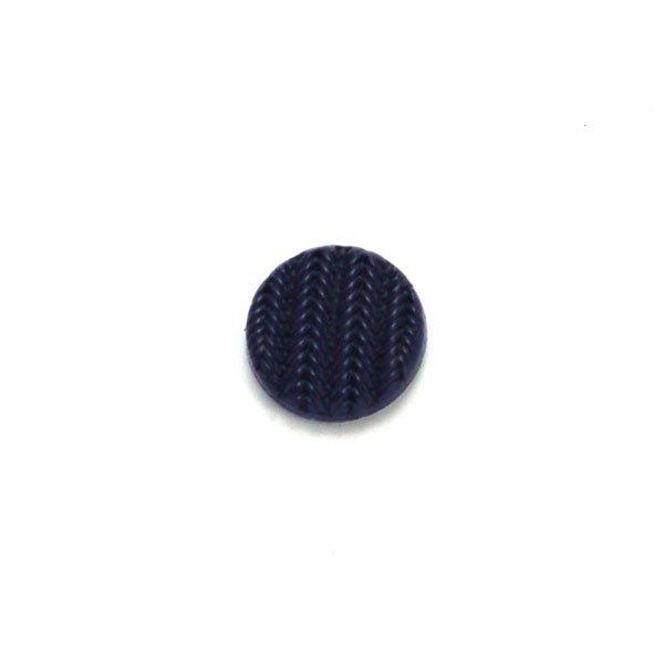 Stockinette Stitch Plastic Buttons